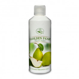 Coton milk and pear